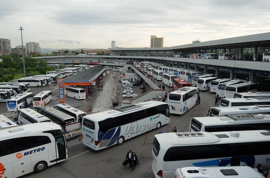 Автобусы Анкары