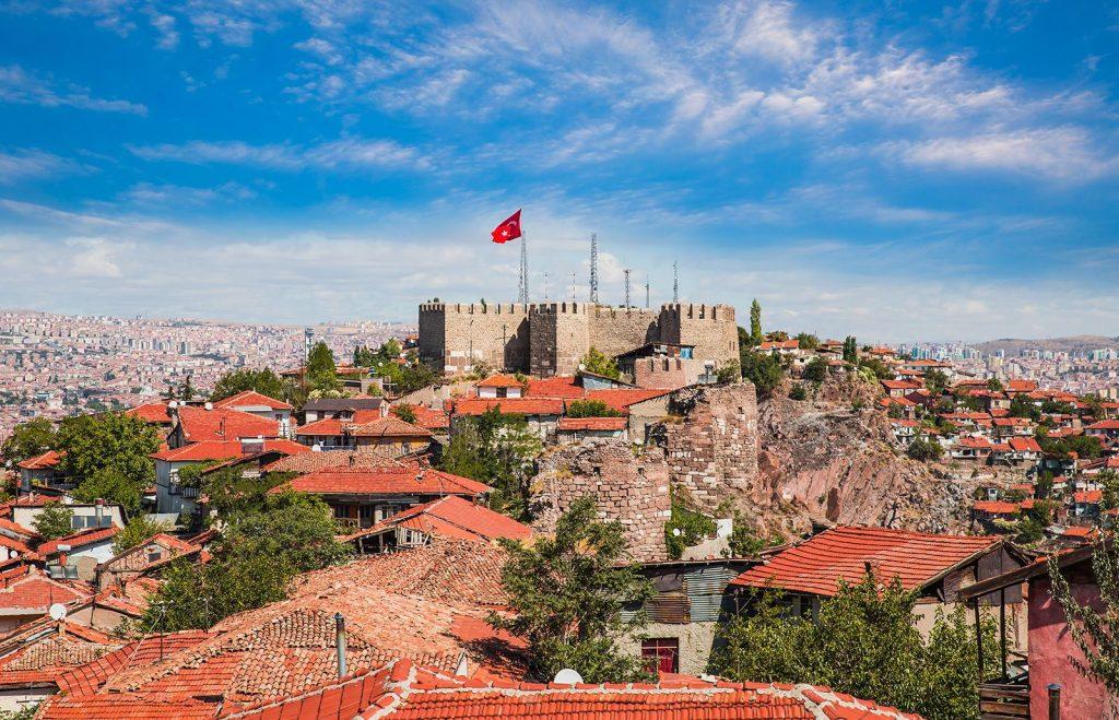 Хисар - Крепость Анкары