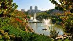 Парк Dikmen Vadisi в Анкаре