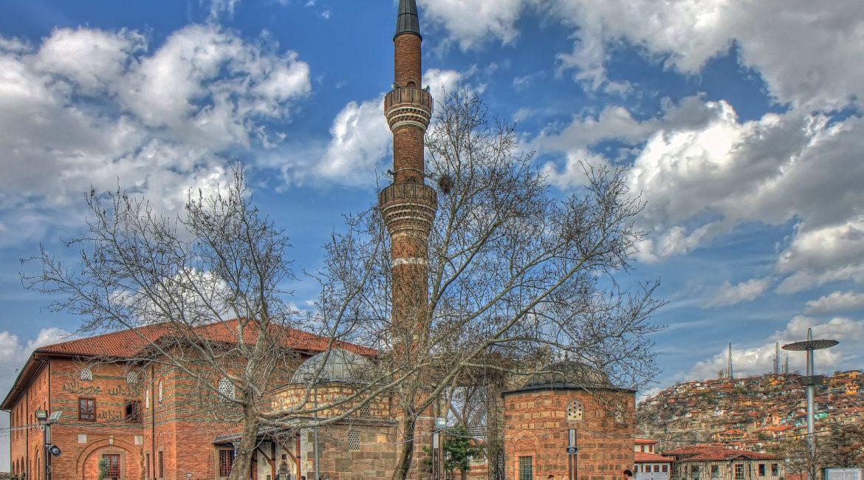 Мечеть Хаджи Байрам Вели в Анкаре