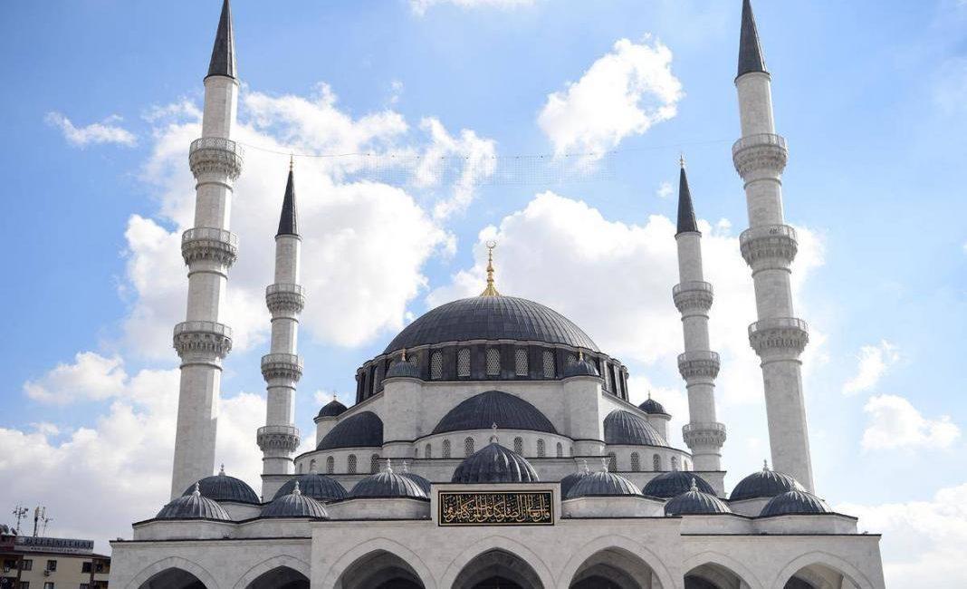 Мечеть Мелике Хатун в Анкаре