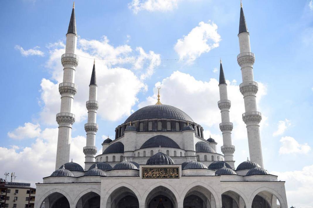 Мечеть Мелике Хатун