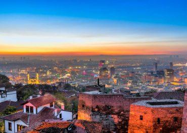 Хисар — Крепость Анкары