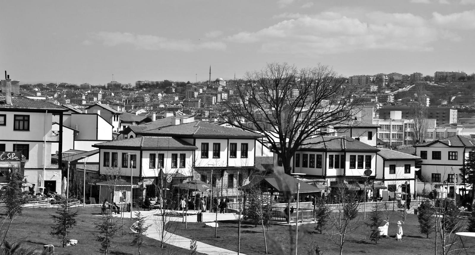 История Анкары