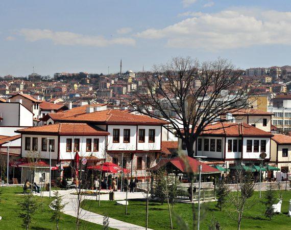 дома в районе Улус в Анкаре