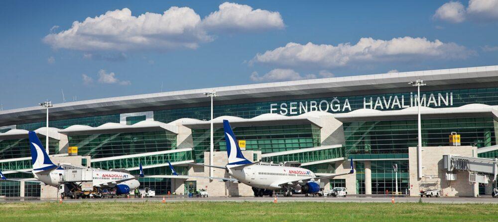 Аэропорт Анкары