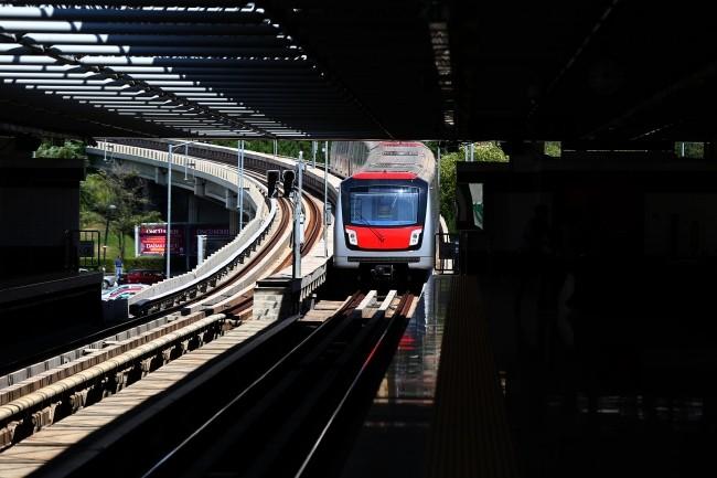 Анкарский метрополитен
