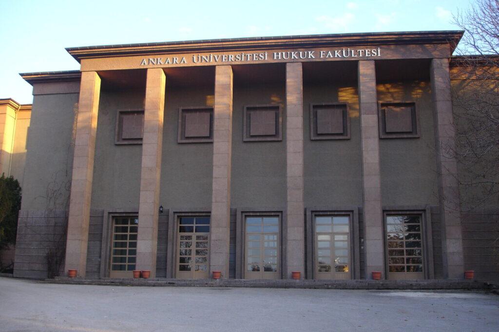 Факультет Права в Анкарском Университете