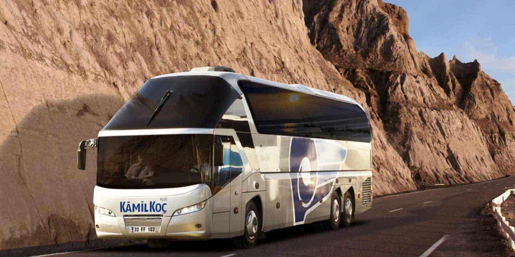 Междугородний автобус Kamil Koc