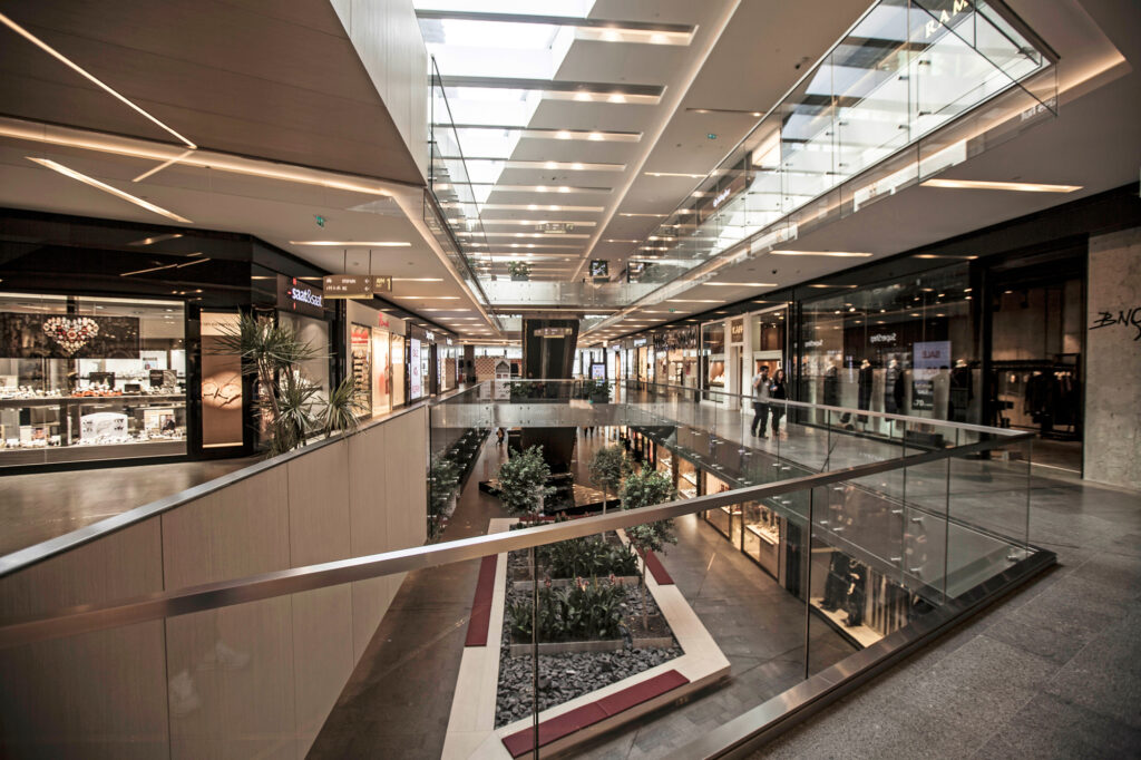 Торговом центр Next Level в Анкаре