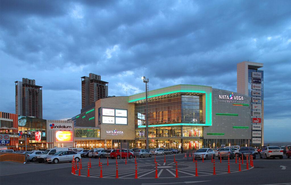 Торговый центр Nata Vega