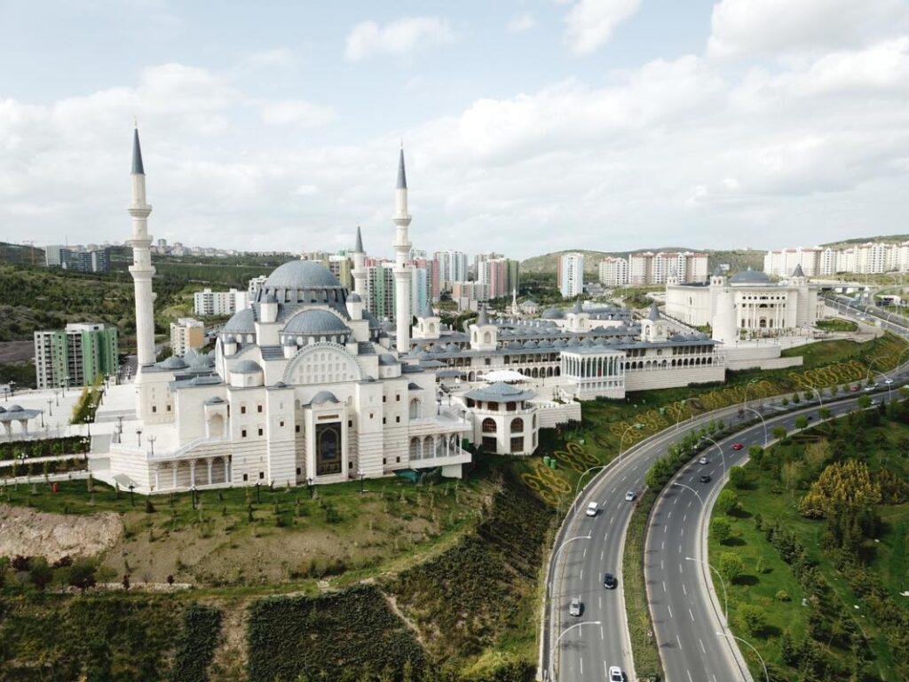 Мечеть Северная Анкара