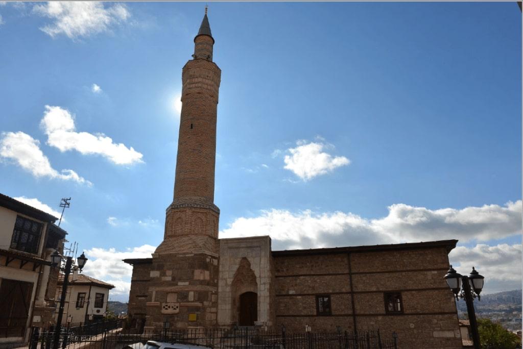 Мечеть Арасланхане в Анкаре