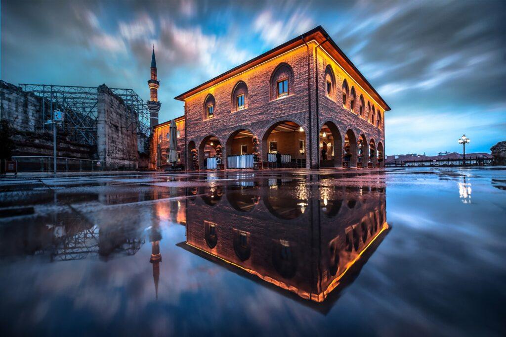 Мечеть Хаджи Байрам Вели