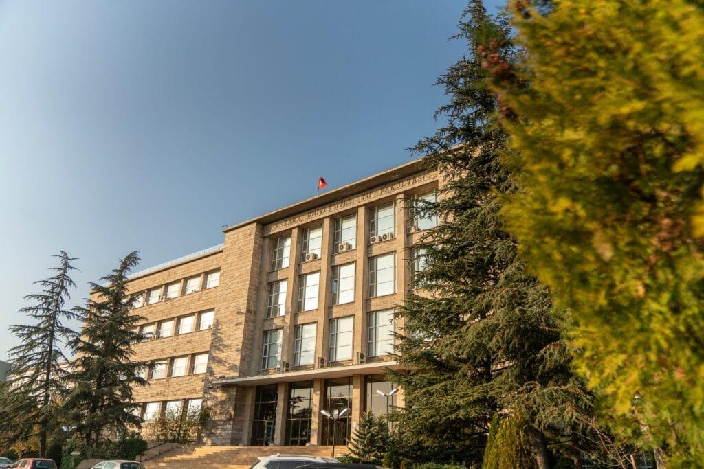 Медицинский факультет Университета Анкары