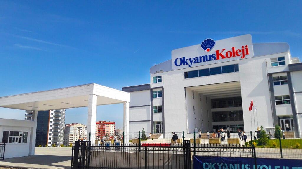 Школа Okyanus в Анкаре