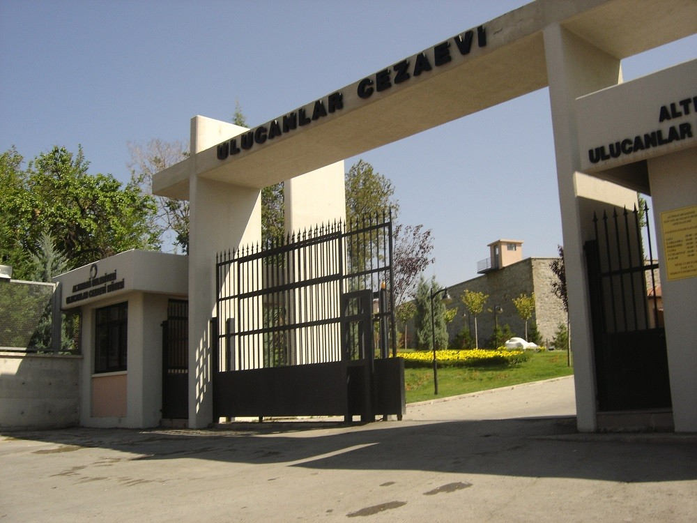Вход в музей-тюрьму Улуджанлар
