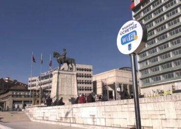 Анкарскую крепость подключили к Интернету