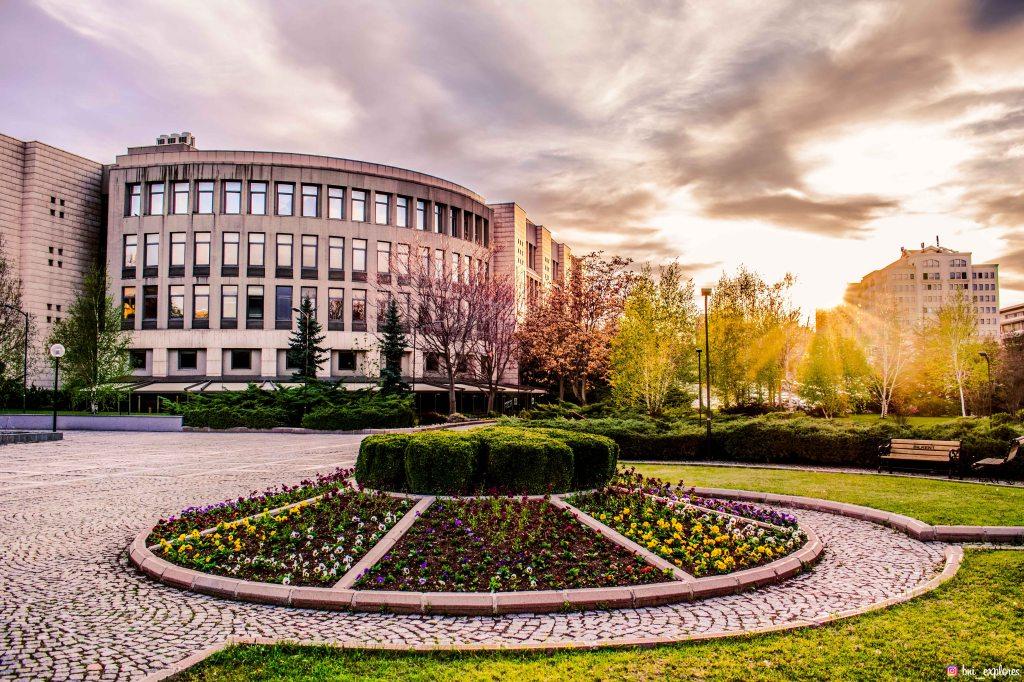 Юридический факультет университета Билкент
